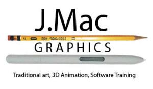 JMac Graphics Logo
